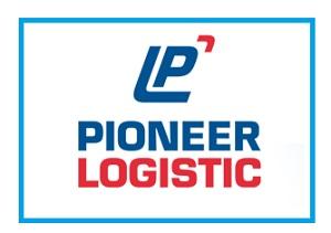Логотип компании Пионер Логистик