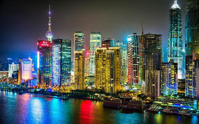 Шанхай как город контрастов