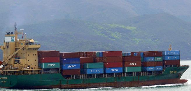 Морские перевозки грузов Синокор